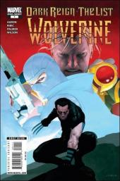 Dark Reign: The List -INT- Wolverine