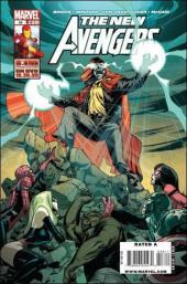 New Avengers (The) (2005) -58- Dark reign, part 11