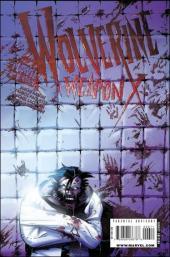 Wolverine: Weapon X (2009) -6- Insane in the brain part 1