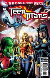 Teen Titans (2003) -76- Wyld thing part 2