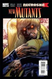 New Mutants (2009) -6- Necrosha part 1 : dead language