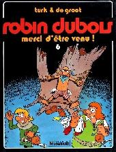 Robin Dubois -6- Merci d'être venu !