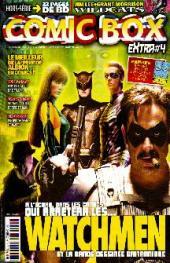 Comic Box Extra -4- Comic Box Extra 4 - Watchmen