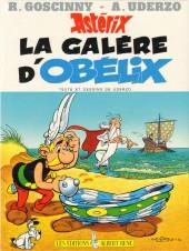 Astérix -30- La galère d'Obélix