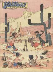Vaillant (le journal le plus captivant) -641- Vaillant