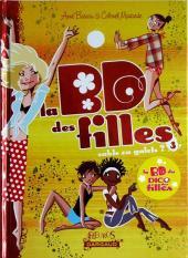 La bd des filles -3- Sable ou galets ?