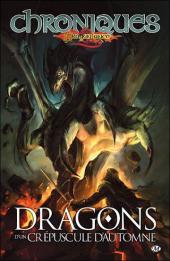 Chroniques de DragonLance -1- Dragons d'un crépuscule d'automne