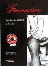 Féminisation -2- La douce heure des bas