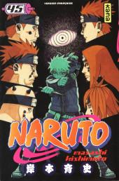 Naruto -45- Konoha, Théâtre de guerre !!
