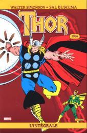 Thor (L'intégrale) -3- Intégrale 1986