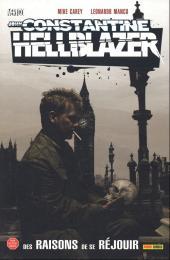 Hellblazer (100% Vertigo) -6- John Constantine, Hellblazer - Des raisons de se réjouir