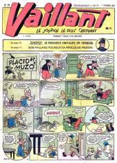 Vaillant (le journal le plus captivant) -78- Vaillant