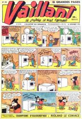 Vaillant (le journal le plus captivant) -392- Vaillant