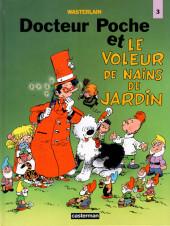 Docteur Poche -12- Le voleur de nains de jardin