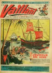 Vaillant (le journal le plus captivant) -49- Vaillant