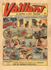 Vaillant (le journal le plus captivant) -57- Vaillant