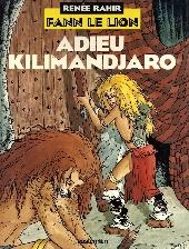 Fann le lion -1- Adieu Kilimandjaro