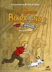 Vick et Vicky (Les aventures de) -INT2- Sur les terres des pharaons 1 et 2
