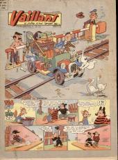 Vaillant (le journal le plus captivant) -582- Vaillant
