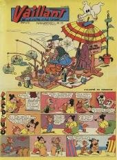 Vaillant (le journal le plus captivant) -586- Vaillant