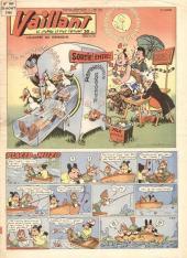 Vaillant (le journal le plus captivant) -589- Vaillant