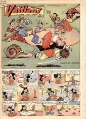 Vaillant (le journal le plus captivant) -594- Vaillant