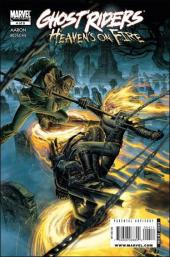 Ghost Riders: Heaven's on Fire (Marvel - 2009) -4- Heaven's on fire part 4 : here comes hell