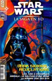 Star Wars - BD Magazine / La saga en BD -22- Numéro 22