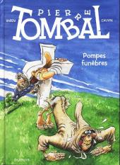 Pierre Tombal -26- Pompes funèbres
