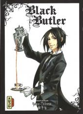 Black Butler -1- Black Host
