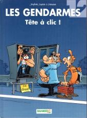 Les gendarmes (Jenfèvre) -12- Tête à clic !