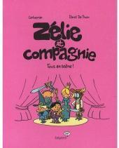 Zélie et Compagnie (2e série) -4- Tous en scène !
