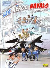 Les héros navals -1- Gags en rafale