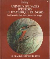(AUT) Hausman -13- Animaux sauvages d'Europe et d'Amérique du nord - Tome 2