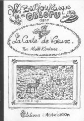 Cartes de vœux l'Association -HC- Barjouflasque et Galopu dans La Carte de Vœux