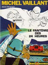 Michel Vaillant -17b1976'- Le fantôme des 24 heures