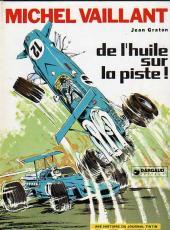 Michel Vaillant -18b1973- De l'huile sur la piste !