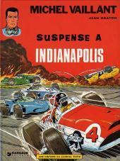 Michel Vaillant -11b1976- Suspense à Indianapolis