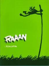 Raaan - Tome TL