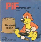 Pif Poche -18- Pif Poche n°18
