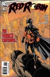 Red Robin (2009) -6- Council of spiders part 2