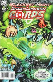 Green Lantern Corps (2006) -42- Hungry heart part 2