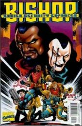 Bishop: Xavier security enforcer (1998) -3- Final ploy