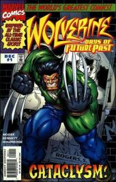 Wolverine: Days of Future Past (1997) -1- Ill winds
