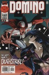 Domino Vol.1 (Marvel comics - 1997) -2- Death... be a lady tonight