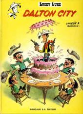 Lucky Luke -34a70- Dalton city