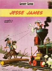 Lucky Luke -35a72- Jesse James