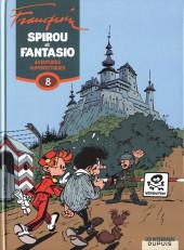 Spirou et Fantasio -6- (Int. Dupuis 2) -8- Aventures humoristiques (1961-1967)