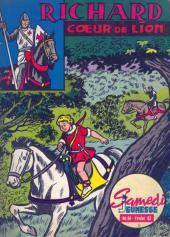 Samedi Jeunesse -64- Richard Cœur de Lion