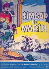 Samedi Jeunesse -44- Simbad le marin